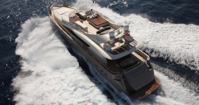 Seanest 25 between personal and professional Saint-Tropez