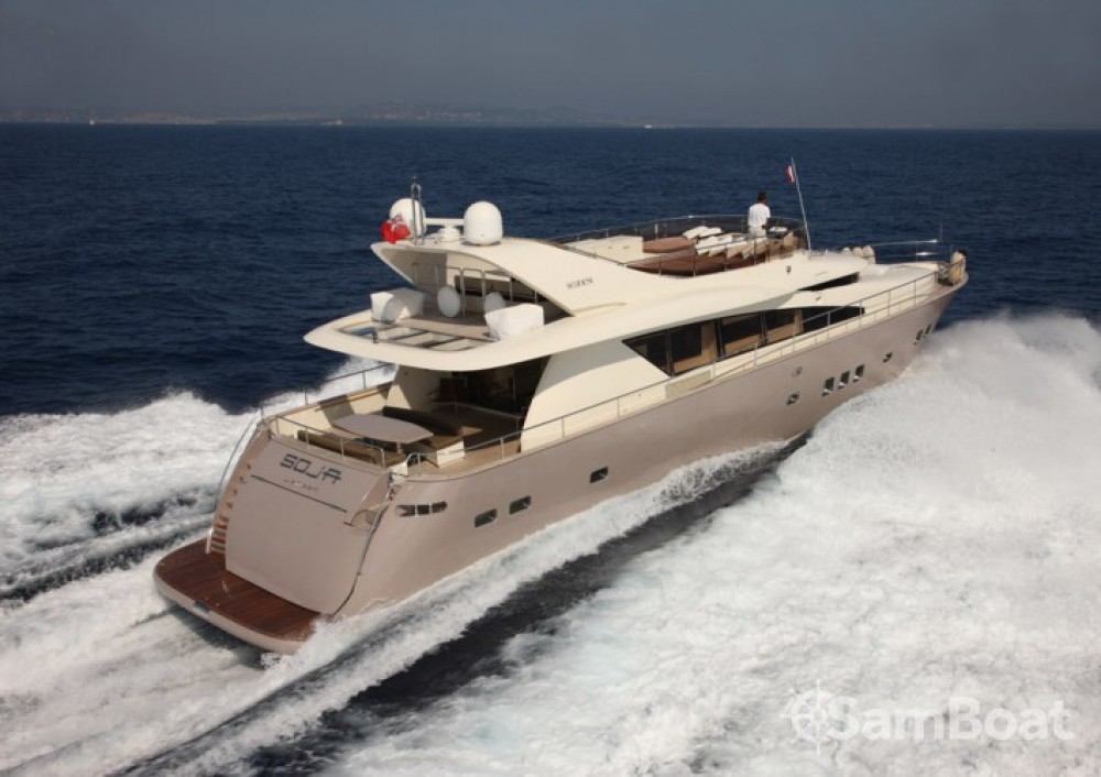 Hire Yacht with or without skipper Seanest Saint-Tropez