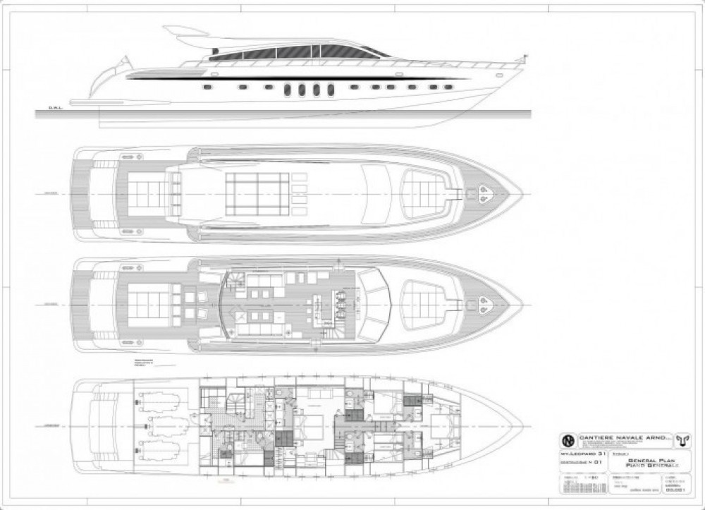 Rental yacht Saint-Tropez - Leopard 31 on SamBoat