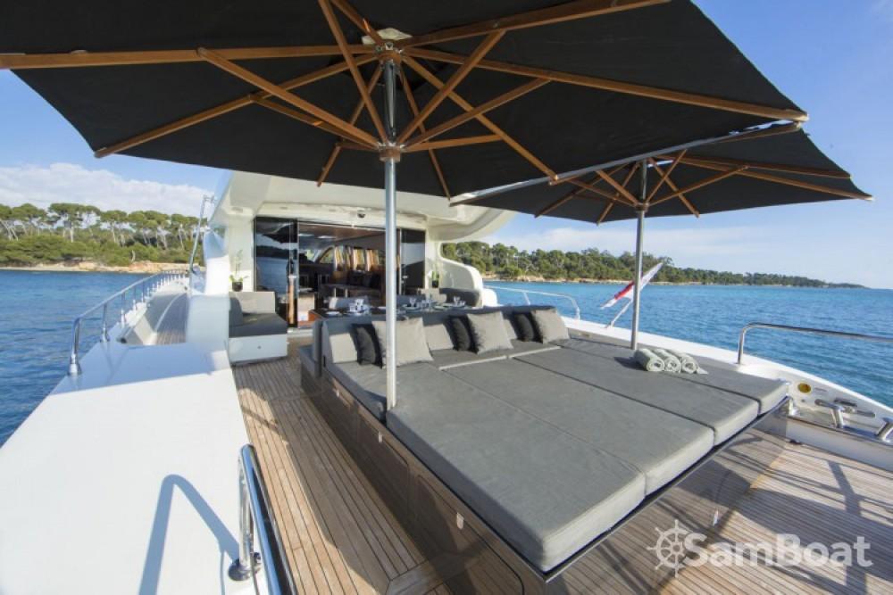 Rental Yacht in Saint-Tropez - Leopard 31