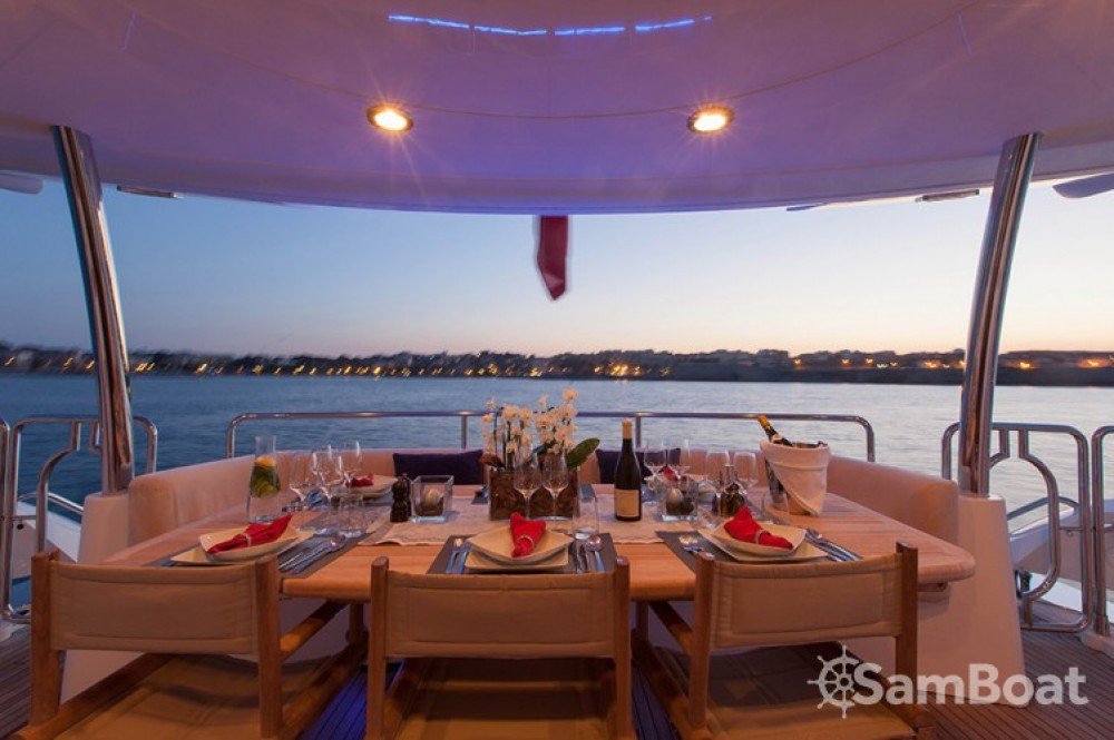 Rental Yacht in Saint-Tropez - Sunseeker 28