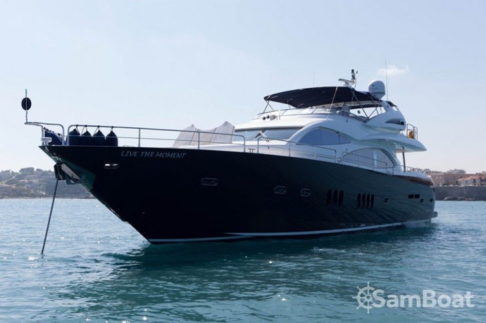 Rental yacht Saint-Tropez - Sunseeker 28 on SamBoat