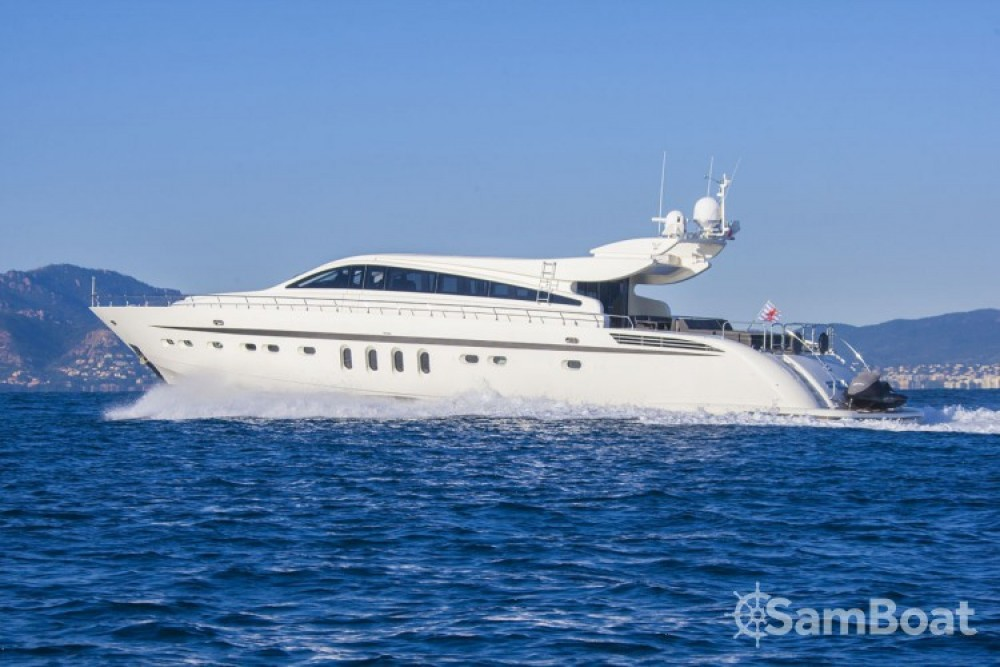Hire Yacht with or without skipper Leopard Saint-Tropez