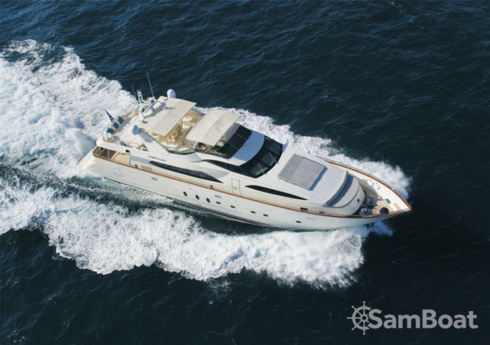 Rental Yacht in Saint-Tropez - Azimut 30.4