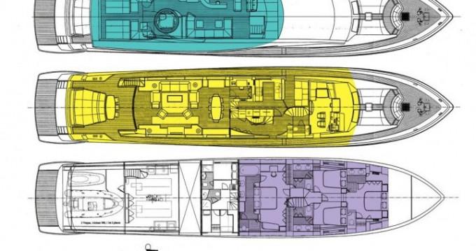 Rental yacht Saint-Tropez - Guy Couach 34.10 on SamBoat
