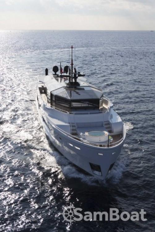 Rental Yacht in Saint-Tropez - Arcadia 35