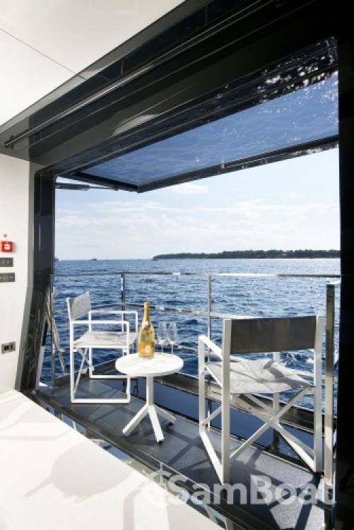 Rental yacht Saint-Tropez - Arcadia 35 on SamBoat