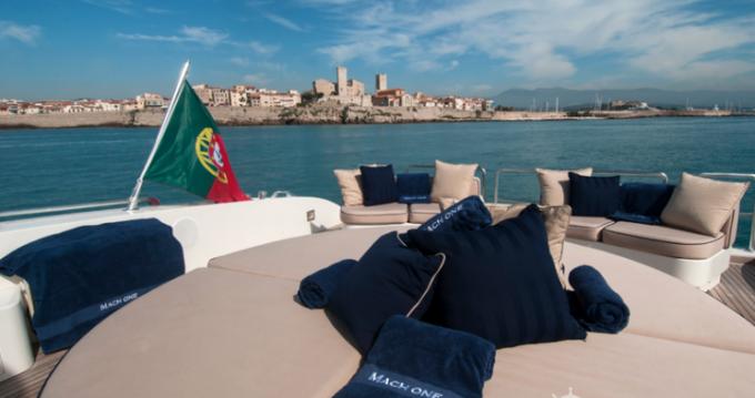 Rental Yacht in Saint-Tropez - Mangusta 32