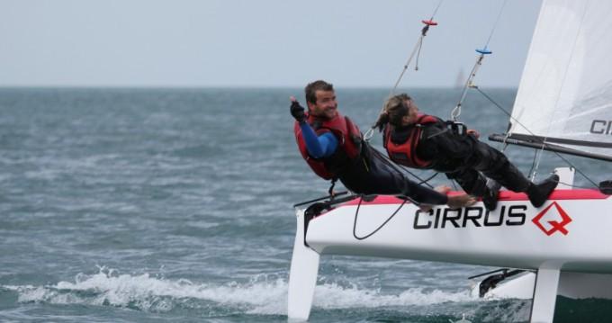 Rent a Catamaran-F16 Cirrus Q Saint-Malo