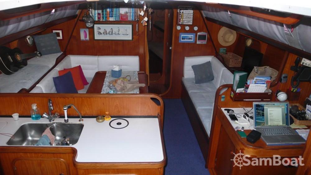 Rent a Gibert Marine Gib Sea 442 Lipari
