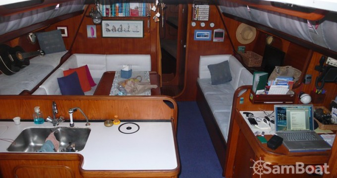 Gibert Marine Gib Sea 442 between personal and professional Lipari (Île)