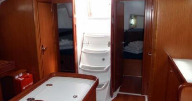 Boat rental Bénéteau Cyclades 50.4 in Cannigione on Samboat