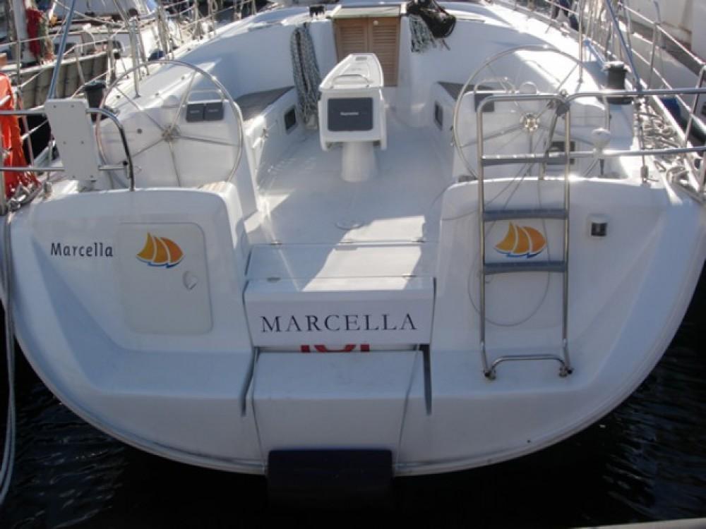 Rental Sailboat in Cannigione - Bénéteau Cyclades 50.4