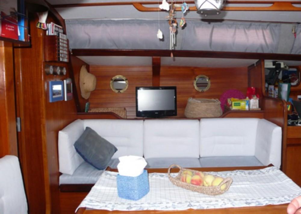 Hire Sailboat with or without skipper Gibert Marine Lipari