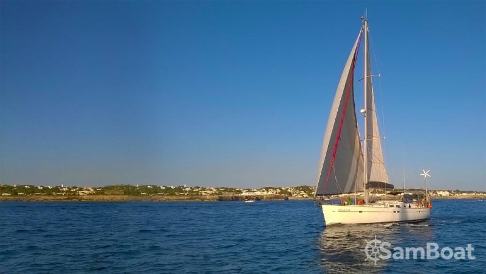 Rental Sailboat in Barcelona - Bénéteau Oceanis 473