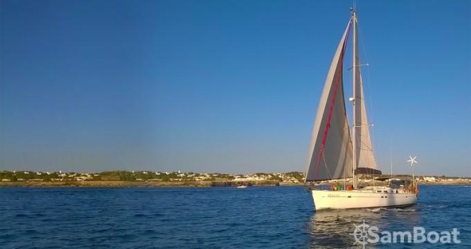 Rental Sailboat in Port de Barcelona - Bénéteau Oceanis 473