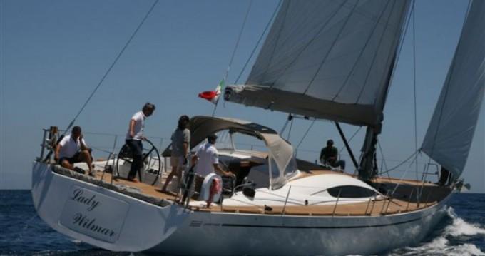 """Boat rental Comar COMET 62"""" RS in Lipari on Samboat"""