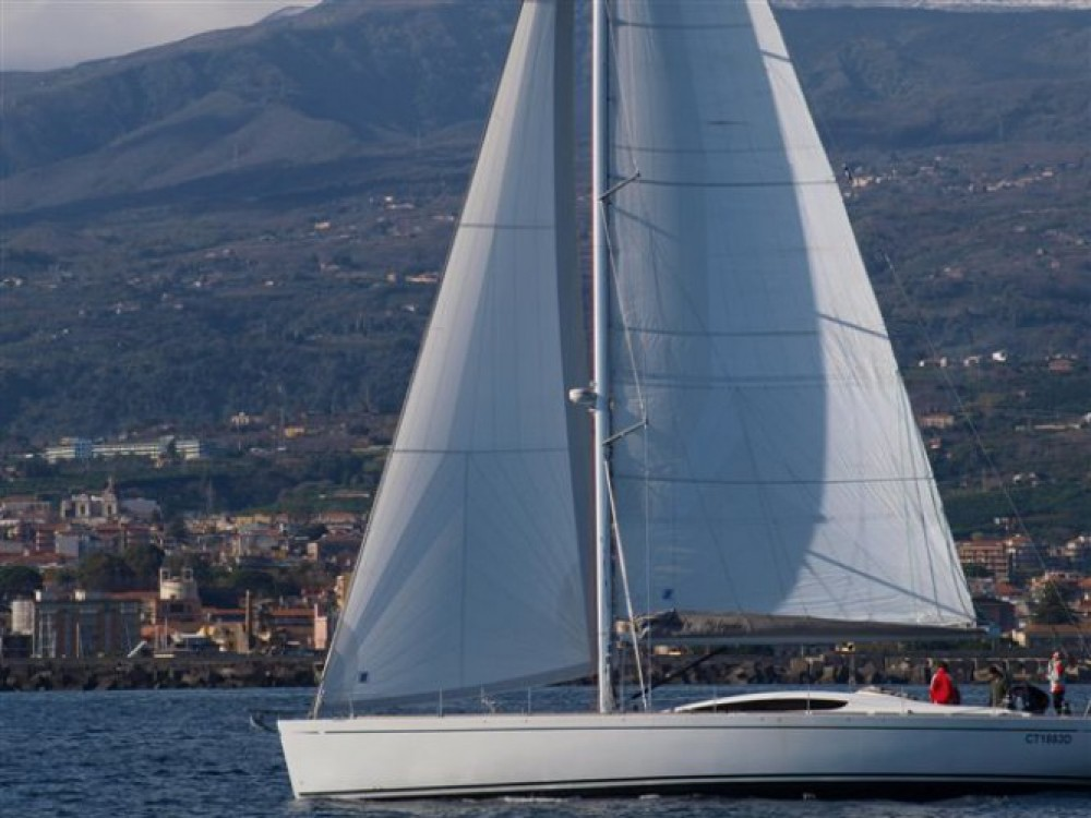 Sailboat for rent Lipari at the best price
