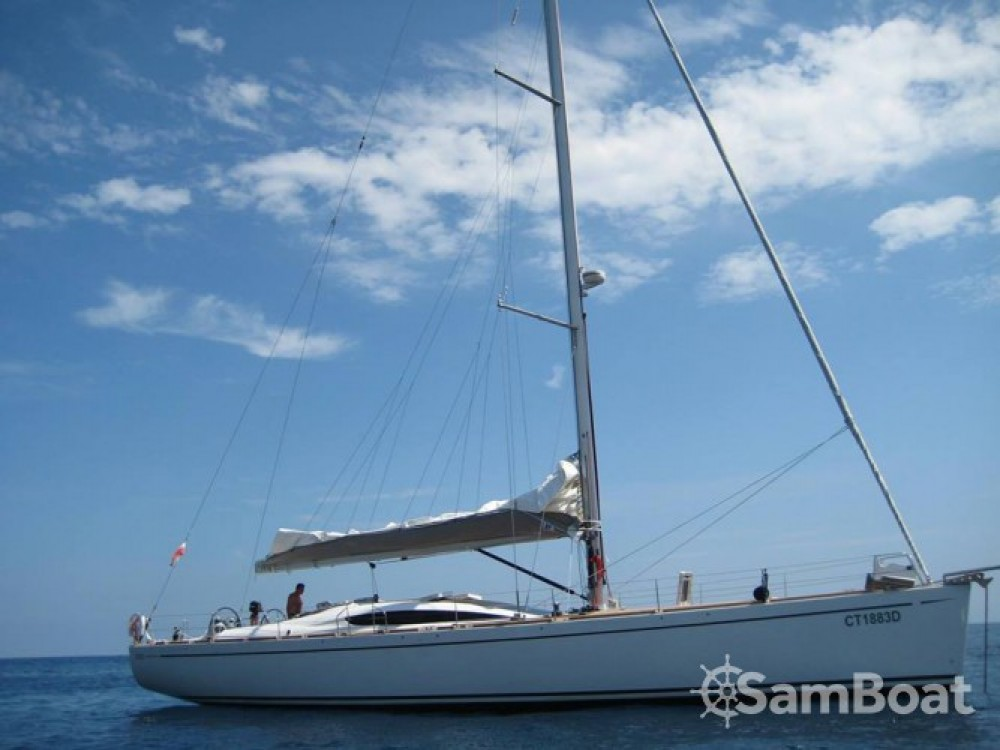 "Rental yacht Lipari - Comar COMET 62"" RS on SamBoat"