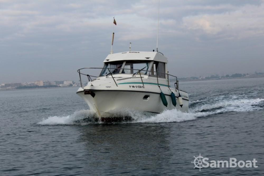 Rental yacht Valencia - Bénéteau Antares 8 on SamBoat