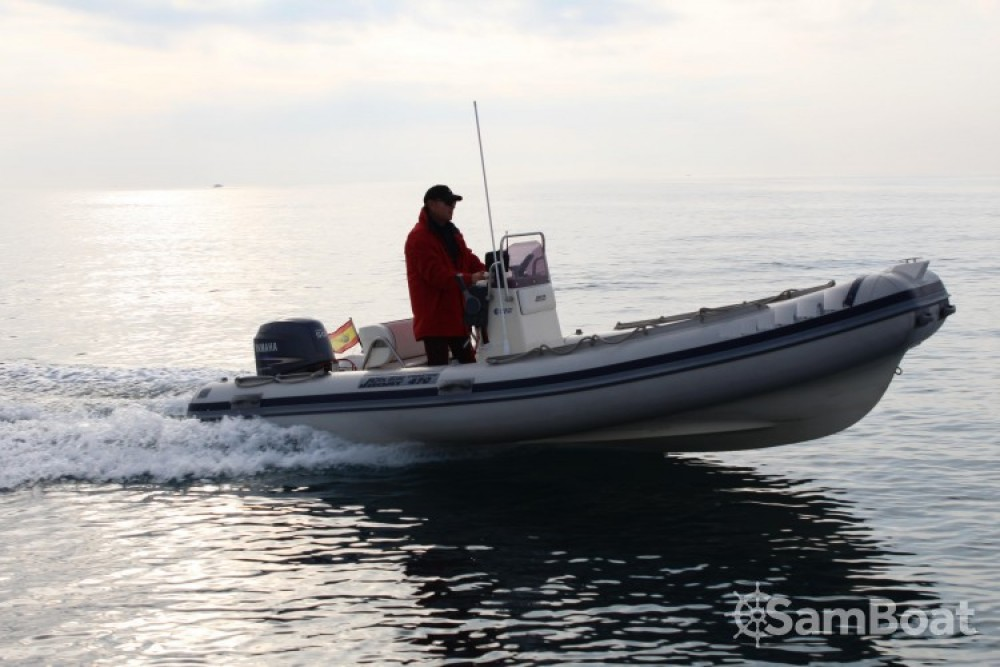 Hire RIB with or without skipper Joker Boat Valencia