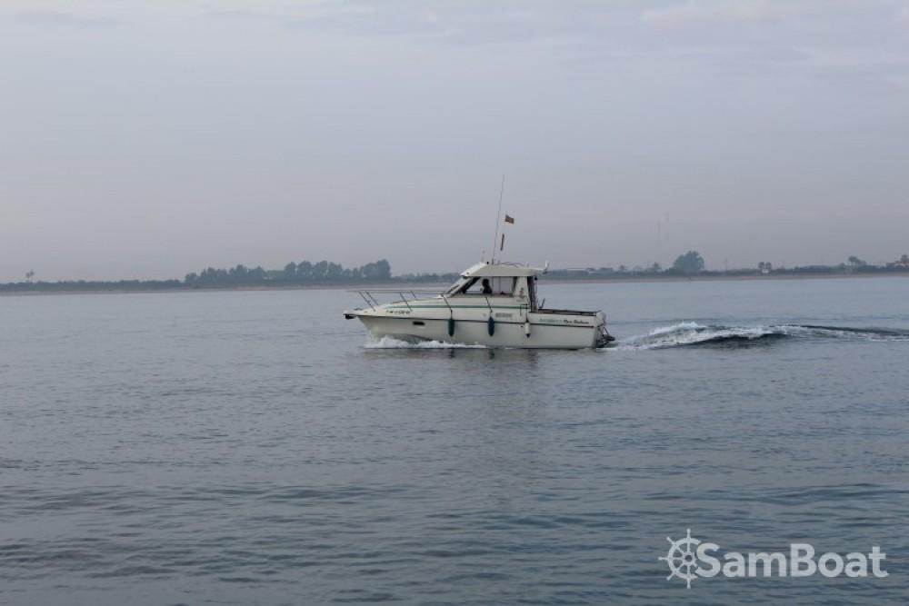 Rental Motorboat in Valencia - Bénéteau Antares 8