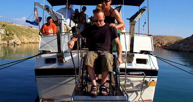 Rental yacht Zadar - Trawler Wheelchair accessible boat on SamBoat