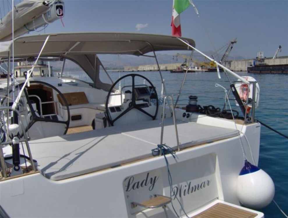 "Boat rental Lipari cheap COMET 62"" RS"