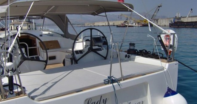 """Boat rental Lipari cheap COMET 62"""" RS"""