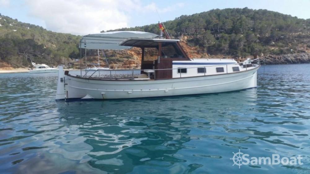 Rental Motorboat in Balearic Islands - Copino Llaut copino 44