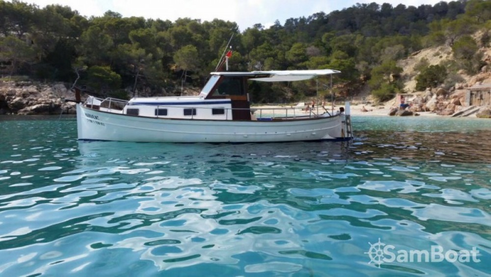 Hire Motorboat with or without skipper Copino Balearic Islands