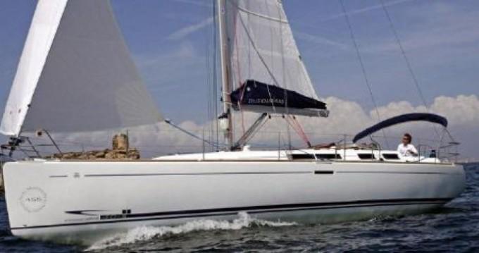 Rental Sailboat in La Rochelle - Dufour Dufour 455 Grand Large