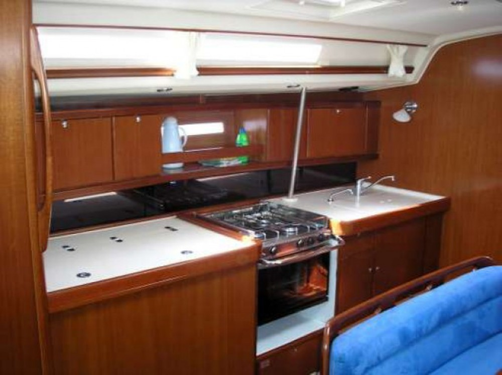Boat rental La Rochelle cheap Dufour 455 Grand Large