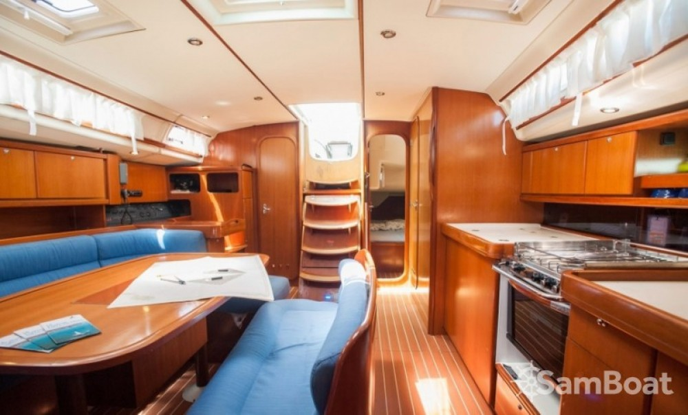 Dufour Dufour 455 Grand Large between personal and professional La Rochelle