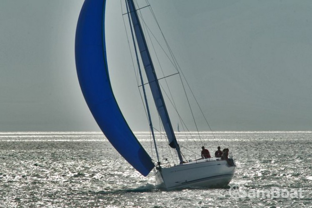 Rental Sailboat in La Rochelle - Dufour Dufour 455 Grand Large