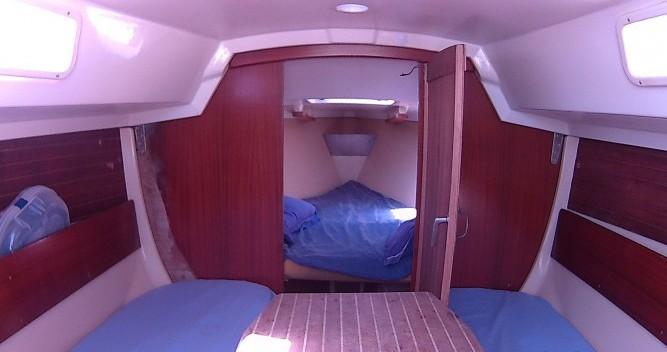 Rental yacht Orgelet - Dufour Dufour 24 on SamBoat