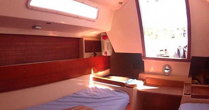 Boat rental Orgelet cheap Dufour 24