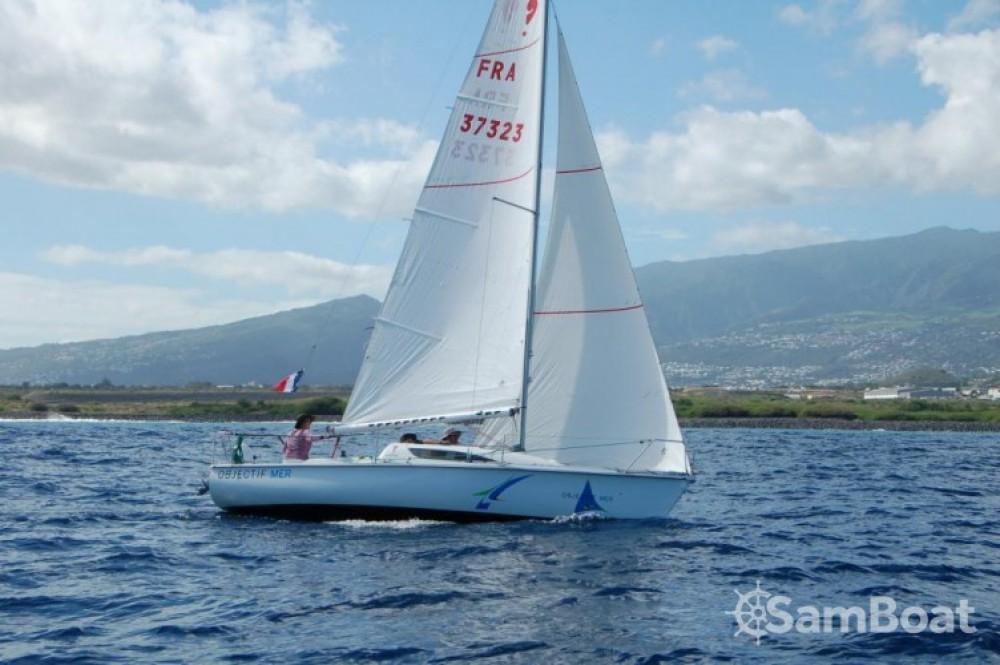 Rental Sailboat in Arcachon - Archambault Surprise
