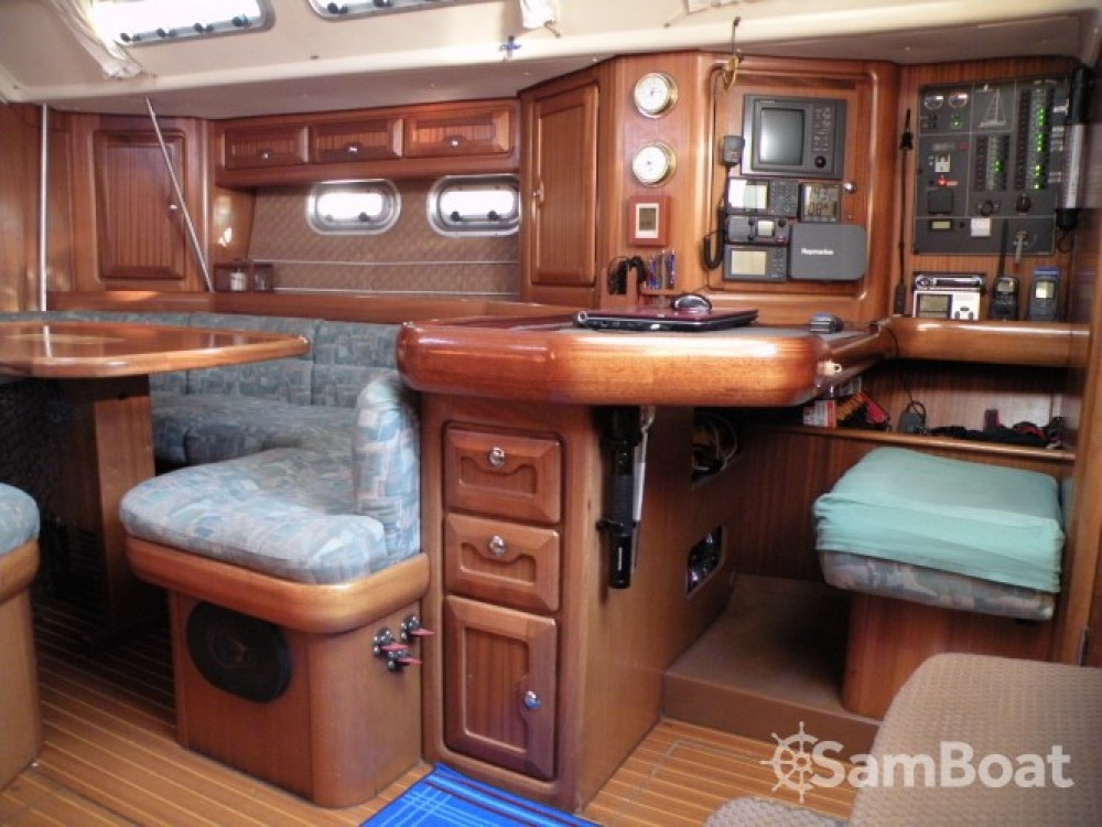 Boat rental Ajaccio cheap Bavaria 44