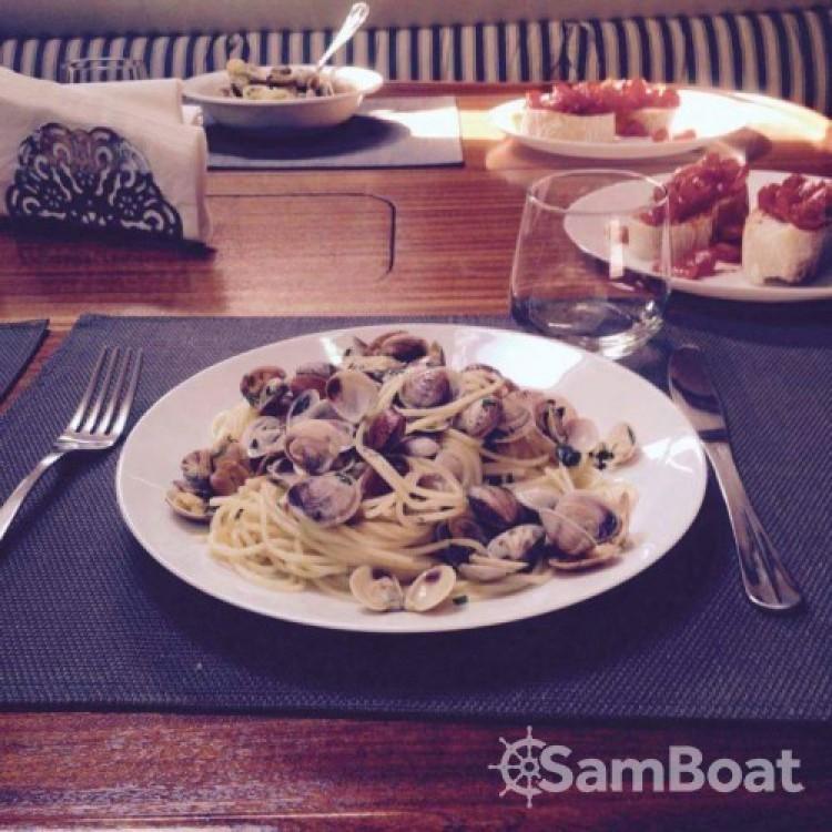 Boat rental Castellammare di Stabia cheap Cruiser 36