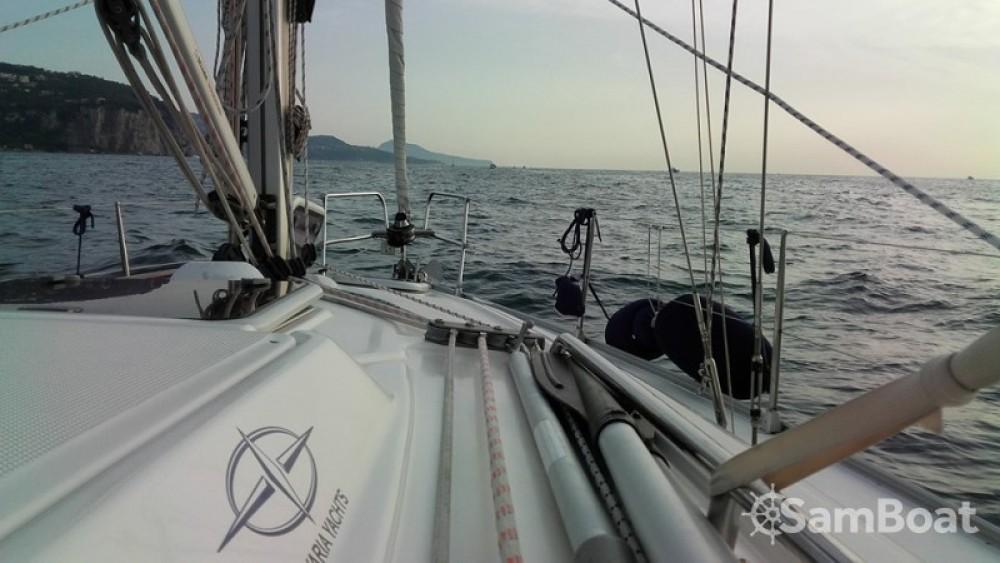 Rental Sailboat in Castellammare di Stabia - Bavaria Cruiser 36