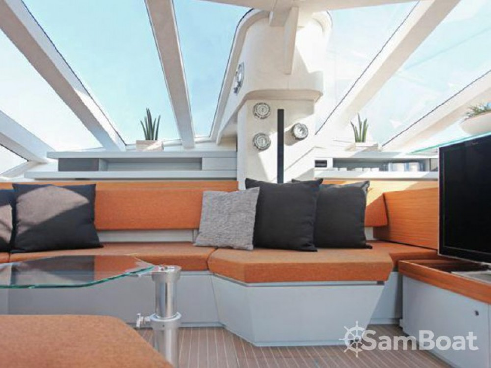 Hire Catamaran with or without skipper Diamante