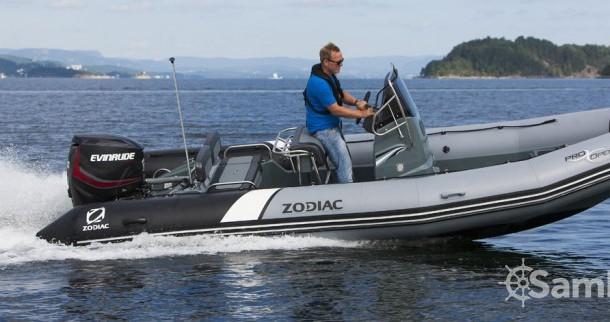 Rental yacht Séné - Zodiac Pro Open 650 on SamBoat