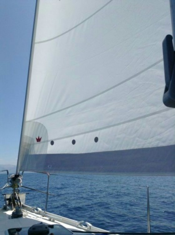 Rental Sailboat in Palermo - Bénéteau cyclades