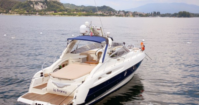 Hire Motorboat with or without skipper Cranchi Sesto Calende