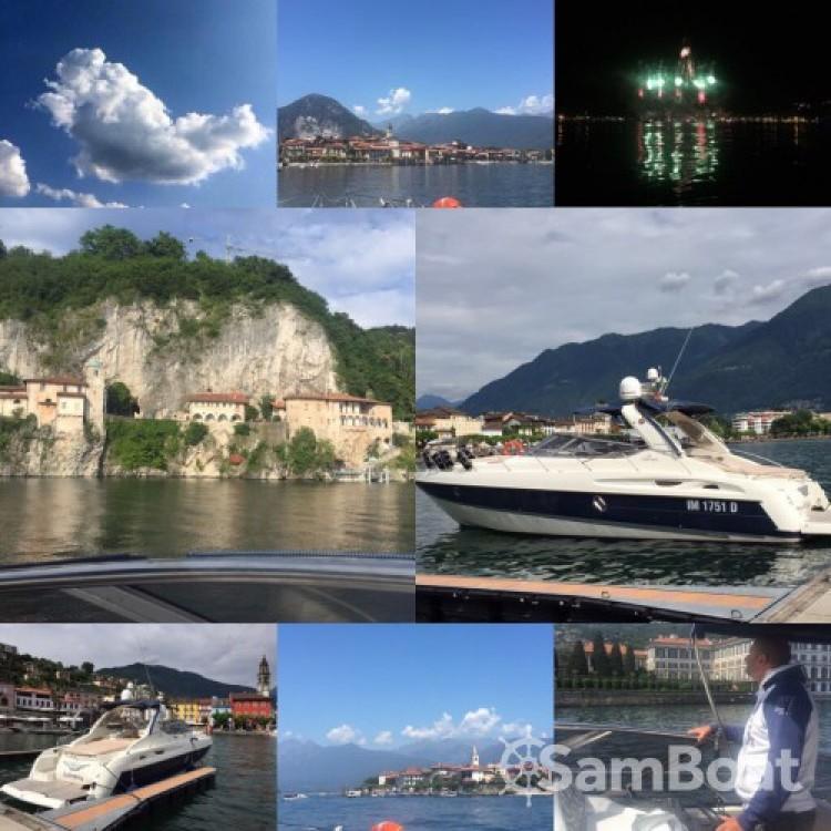 Cranchi Endurance 41 between personal and professional Sesto Calende