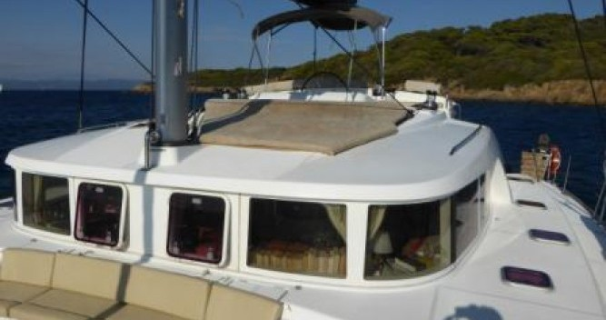 Hire Catamaran with or without skipper Lagoon Porto-Vecchio