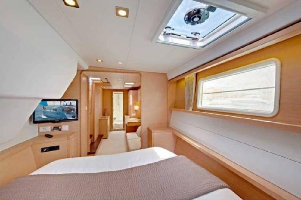 Rental Catamaran in Lefkada - CNB VPLP