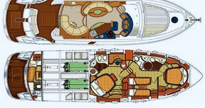 Hire Yacht with or without skipper Aicon Athens