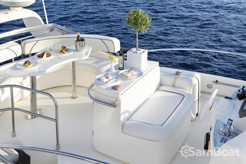 Rental Yacht in Athens - Aicon yacht